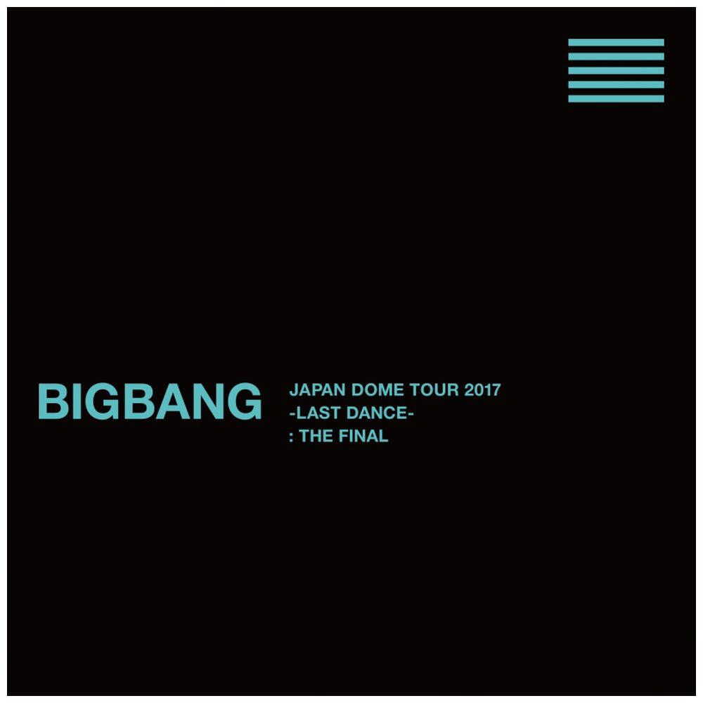 BIGBANG/ BIGBANG JAPAN DOME TOUR 2017 -LAST DANCE- : THE FINAL -DELUXE EDITION-   [DVD]