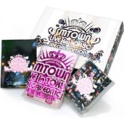 SMTOWN LIVE in TOKYO SPECIAL EDITION 初回限定版 【DVD】   [DVD]