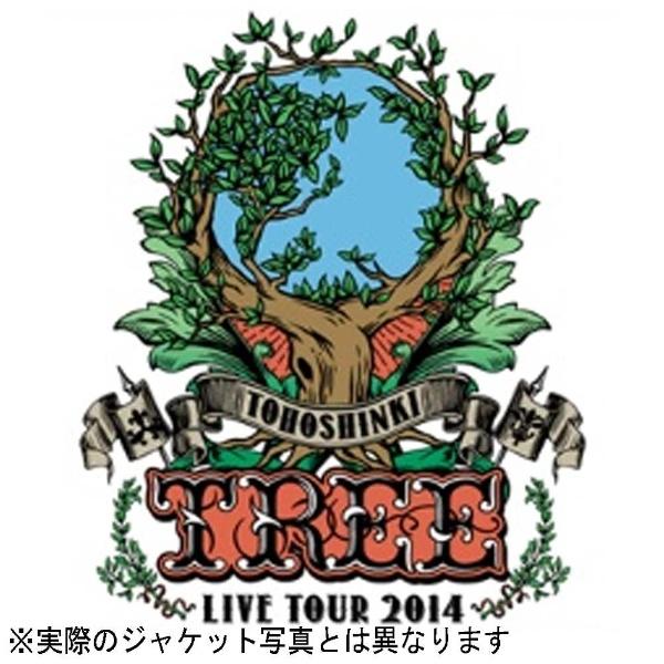 東方神起 LIVE TOUR 2014 TREE 初回生産限定盤 【DVD】    [DVD]