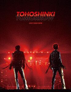 東方神起 / 東方神起 LIVE TOUR 2018 〜TOMORROW〜 初回限定盤 DVD