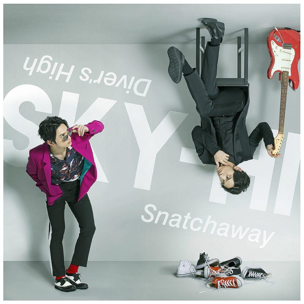 SKY-HI / 「Snatchaway / Divers High」 CD