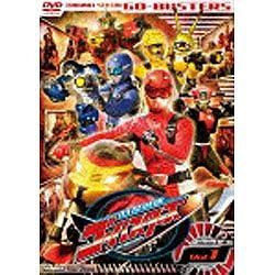 特命戦隊ゴーバスターズ Vol.1 DVD