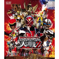 仮面ライダー×スーパー戦隊×宇宙刑事 スーパーヒーロー大戦Z BD