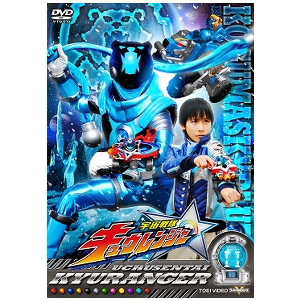 宇宙戦隊キュウレンジャー VOL.11   [DVD]