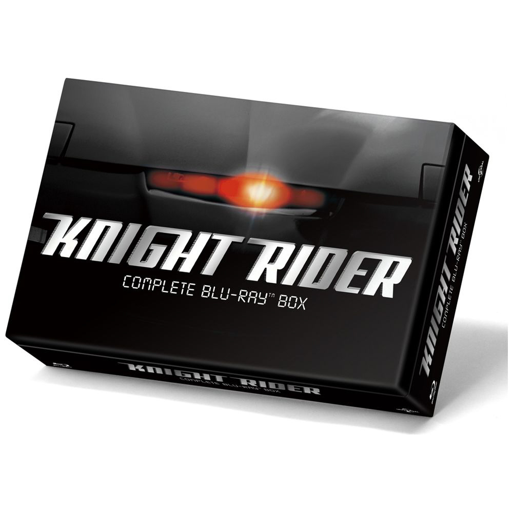 KNIGHT RIDER/ナイトライダー コンプリート ブルーレイBOX BD