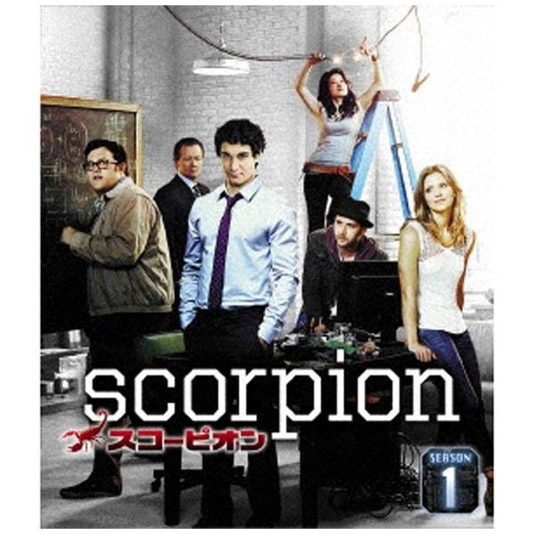 SCORPION/スコーピオン シーズン1<トク選BOX> DVD