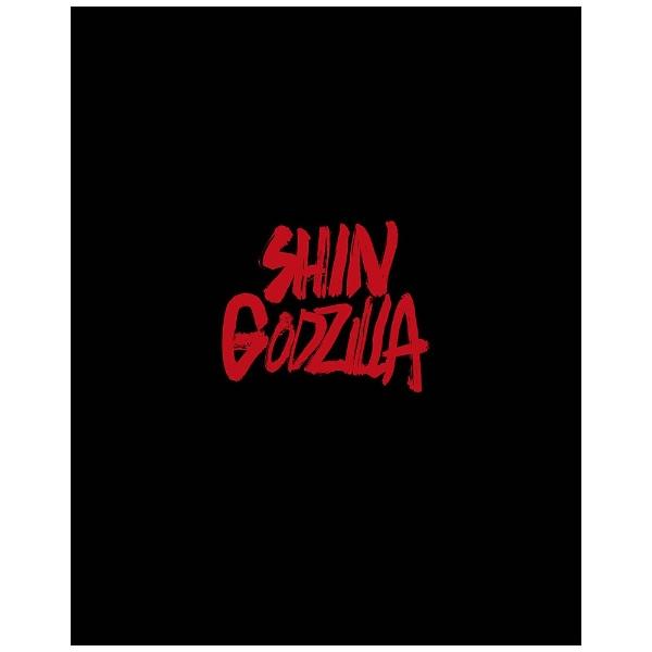 シン・ゴジラ Blu-ray 特別版 4K Ultra HD Blu-ray同梱4枚組 BD