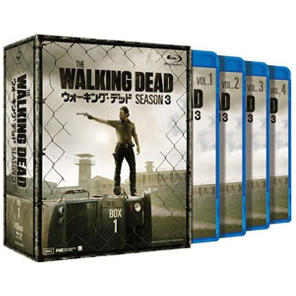 ウォーキング・デッド3 Blu-ray BOX1 【ブルーレイ ソフト】   [ブルーレイ]