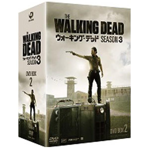 THE WALKING DEAD/ウォーキング・デッド <シーズン3> DVD-BOX 2 DVD