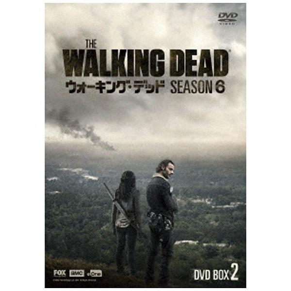 ウォーキング・デッド シーズン6 DVD-BOX2 【DVD】   [DVD]