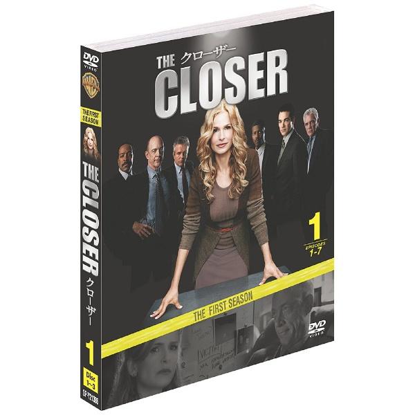 クローザー <ファースト・シーズン> セット1 【DVD】   [DVD]