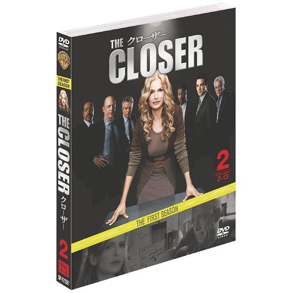 クローザー <ファースト・シーズン> セット2 【DVD】   [DVD]