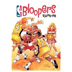 NBAブルーパーズ −珍プレー集− DVD