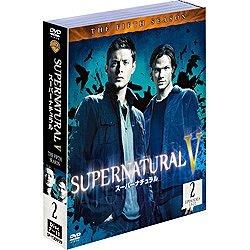 SUPERNATURAL/スーパーナチュラル 5<フィフス> セット2 ソフトシェル DVD