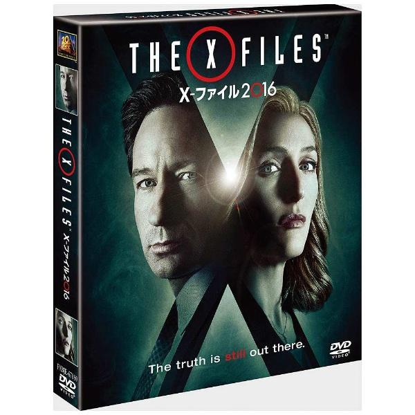 X-ファイル 2016<SEASONSコンパクト・ボックス> 【DVD】