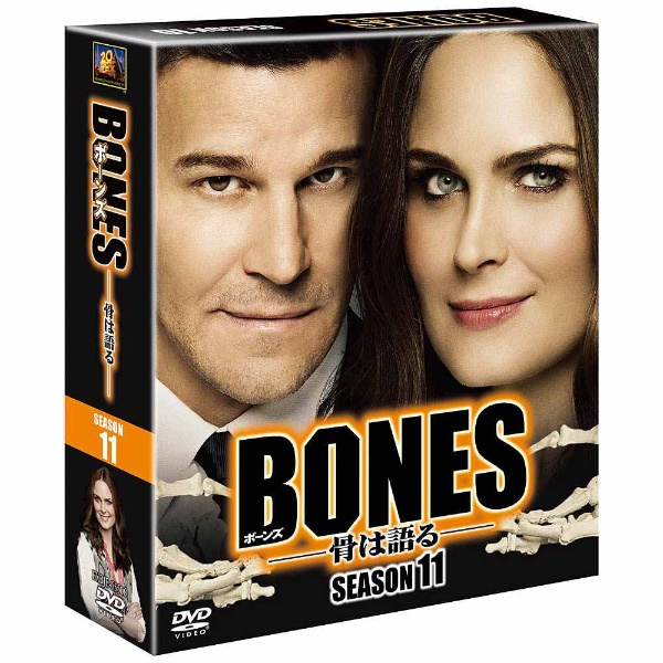 BONES-骨は語る- シーズン11 SEASONS コンパクト・ボックス DVD