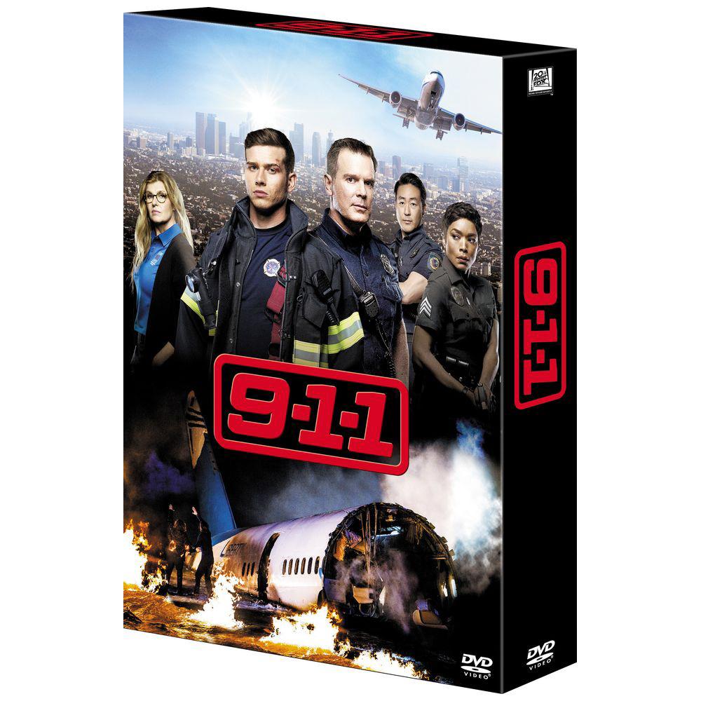 9-1-1 LA救命最前線 DVDコレクターズBOX DVD