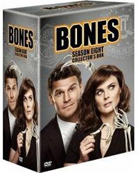 BONES-骨は語る- シーズン8 DVDコレクターズBOX
