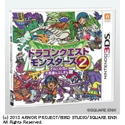 ドラゴンクエストモンスターズ2 イルとルカの不思議なふしぎな鍵【3DS】   [ニンテンドー3DS]