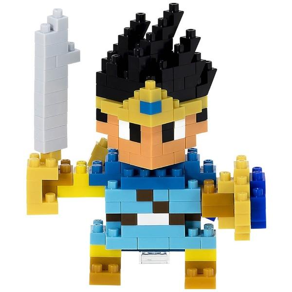 ドラゴンクエスト ナノブロック ドラゴンクエストIII勇者