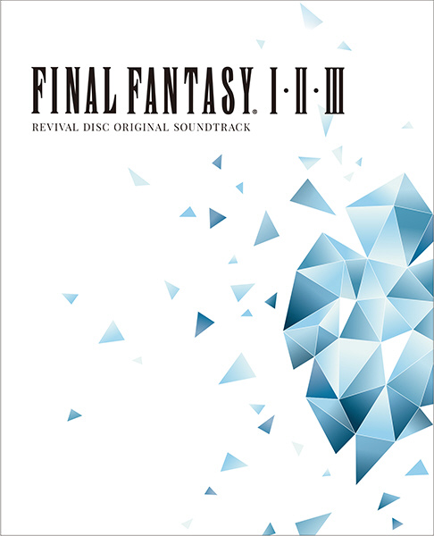 FINAL FANTASY I.II.III Original Soundtrack Revival Disc 映像付サントラ/Blu-ray Disc Music