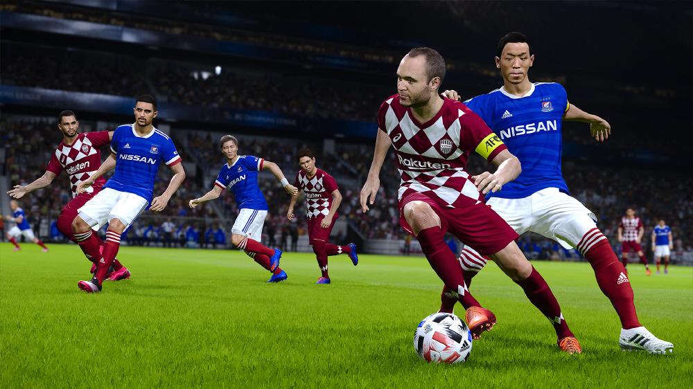eFootball ウイニングイレブン 2021 SEASON UPDATE   VF032-J1 [PS4]_1