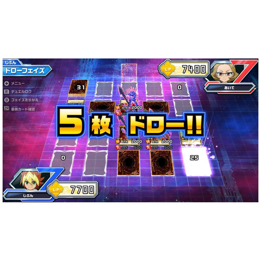 遊戯王ラッシュデュエル 最強バトルロイヤル!! 【Switchゲームソフト】_12