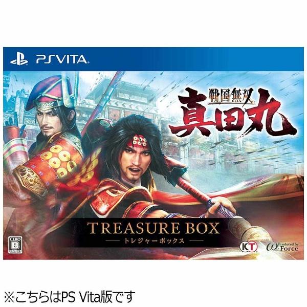 【在庫限り】 戦国無双 〜真田丸〜 TREASURE BOX 【PS Vitaゲームソフト】
