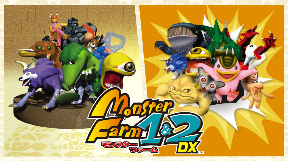モンスターファーム1&2 DX 世界に1つだけの25周年記念BOX【Win】_1