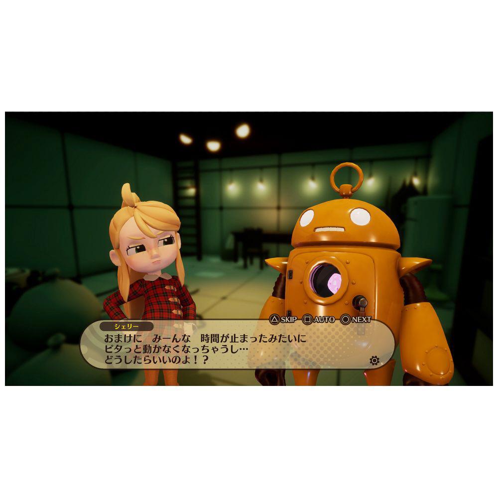 〔中古品〕DESTINY CONNECT PLJM-16350  [PS4]_4