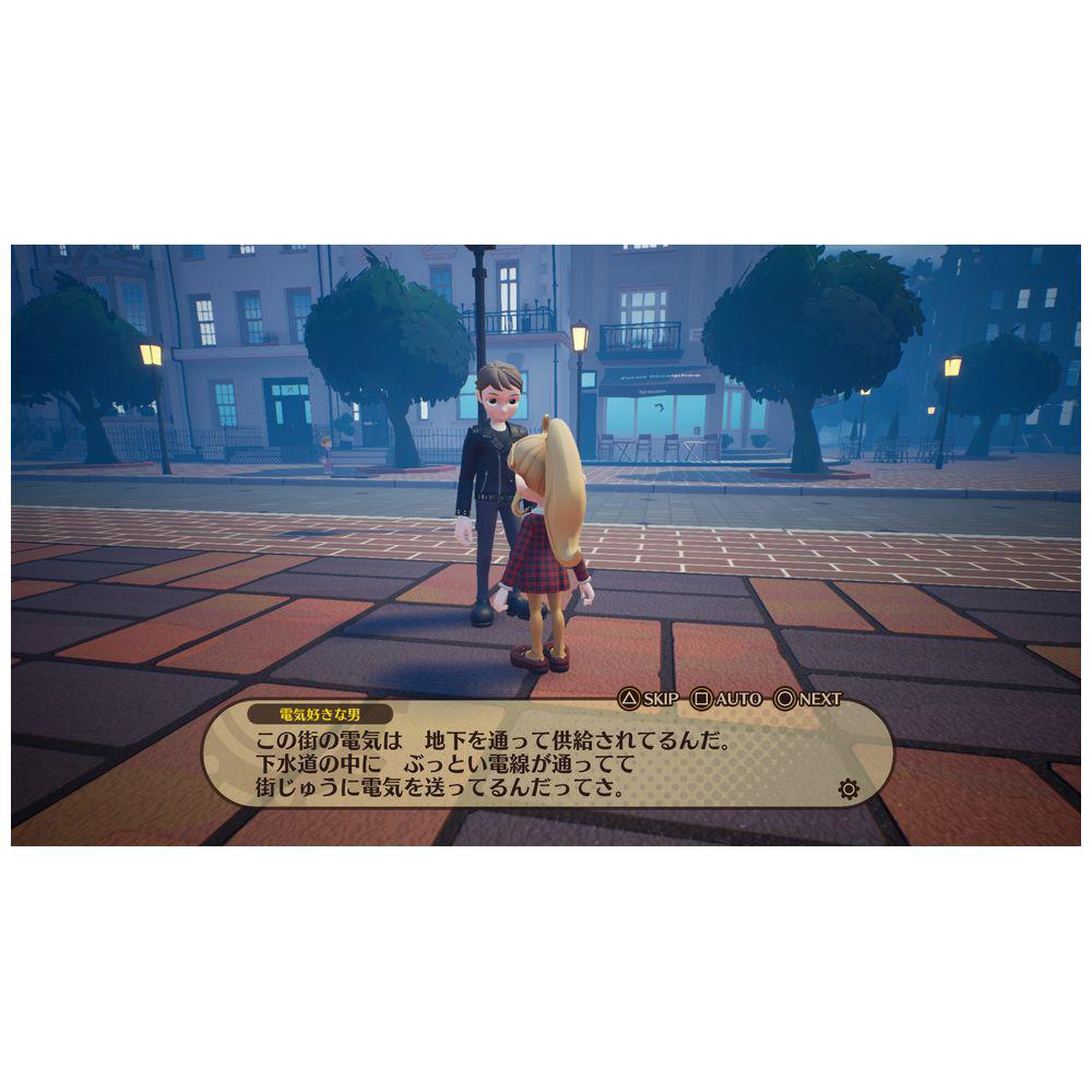 〔中古品〕DESTINY CONNECT PLJM-16350  [PS4]_13