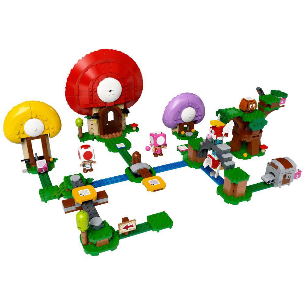 LEGO(レゴ) 71368 スーパーマリオ キノピオと宝さがし