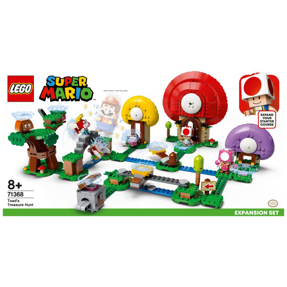 LEGO(レゴ) 71368 スーパーマリオ キノピオと宝さがし_2