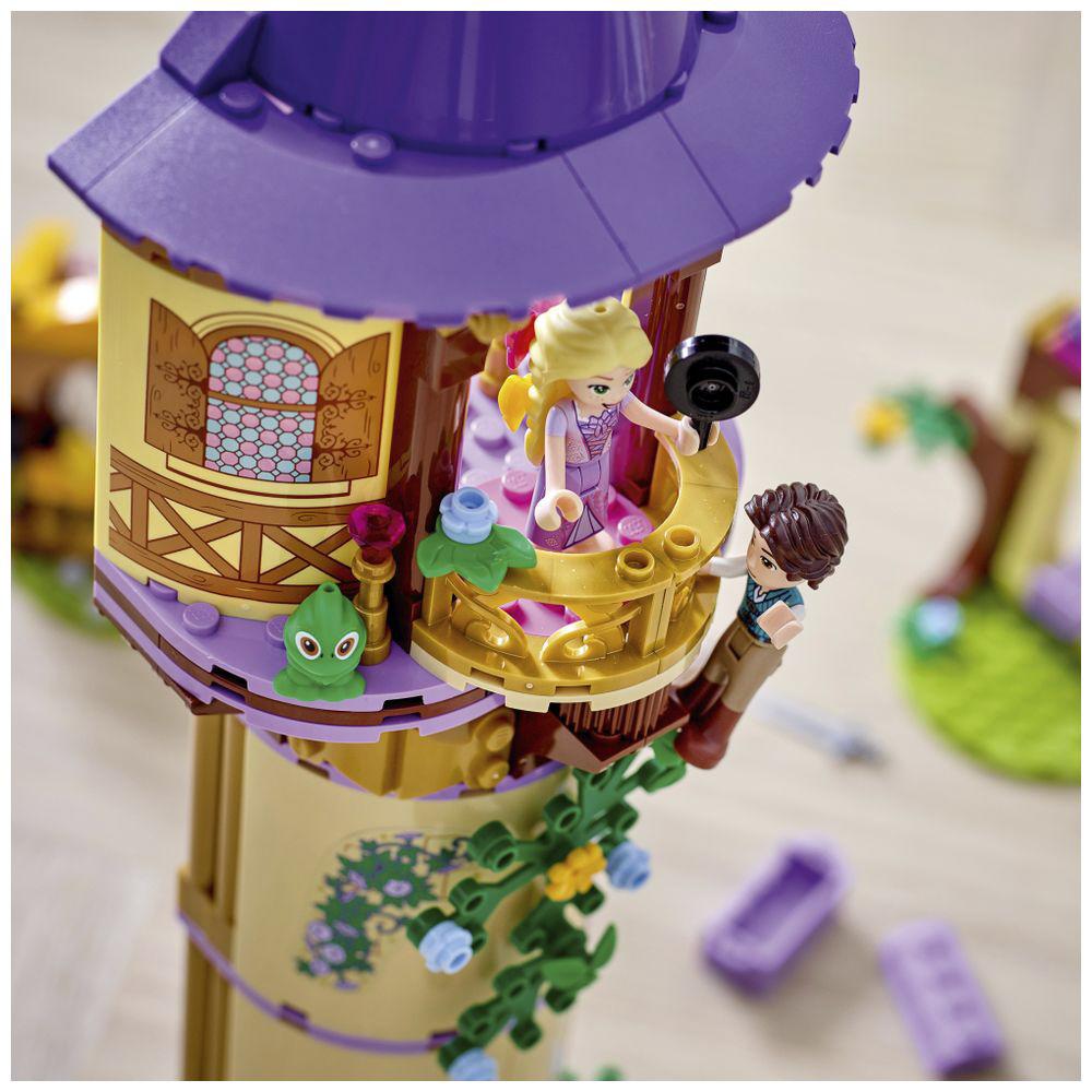 LEGO(レゴ) 43187 ディズニープリンセス ラプンツェルの塔_3