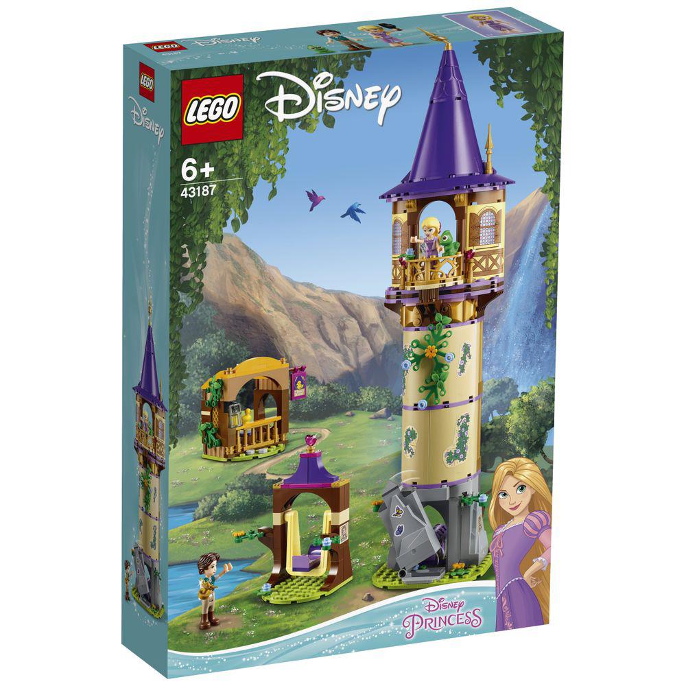 LEGO(レゴ) 43187 ディズニープリンセス ラプンツェルの塔_4